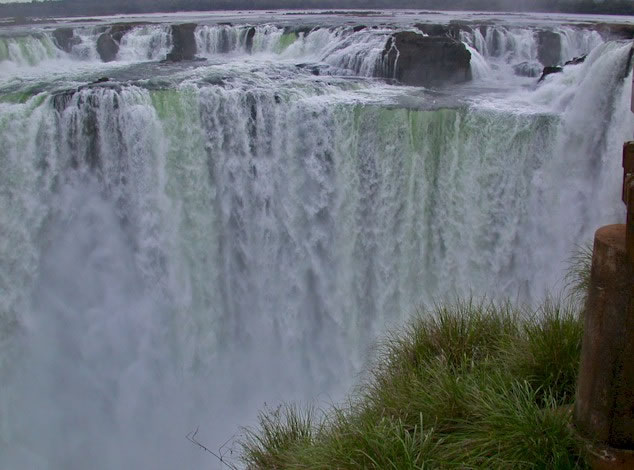 iguazu fall packages