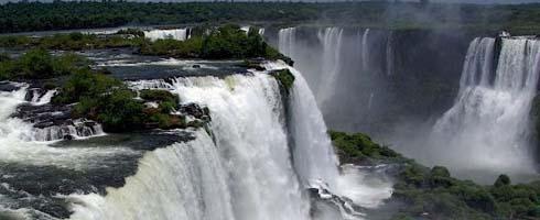 the mission movie iguazu falls